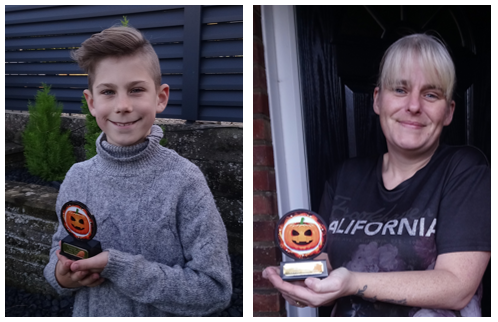 The Cowley News SPOOKTACULAR Halloween competition winners